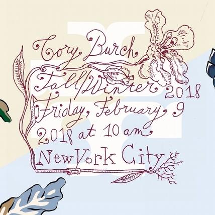 Tory Burch 2018 紐約秋冬時裝秀 零時差直播