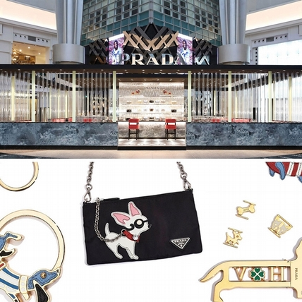 PRADA 台北101期間快閃15天!店裡有哪些限定商品搶先看