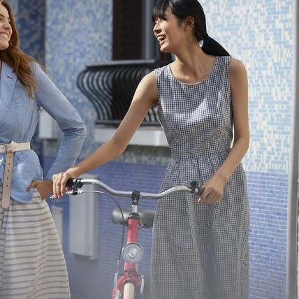 春日衣櫥就該洋溢清新度假感!CP值超高的UNIQLO X INES DE LA FRESSANGE聯名又來了