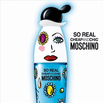 讓男友聞到秒man10倍的小女人香味 全新MOSCHINO奧莉薇香水華麗現身