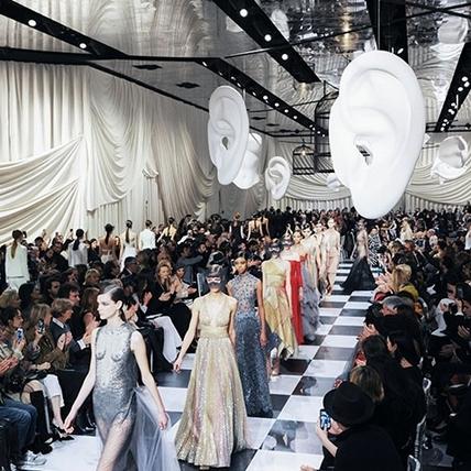 時裝屋的2.0革命    2018春夏高級訂製服報導
