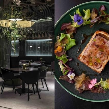 不是只有溜滑梯!紅點文旅「L'ARÔME法式餐廳」新開幕,台灣食材演繹當代法味