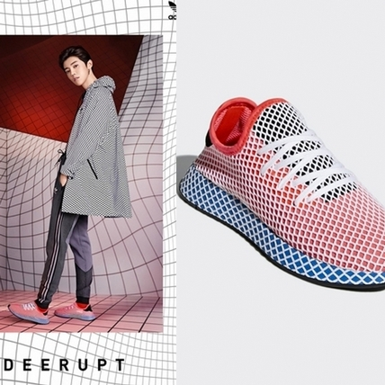 誰能比你更潮!adidas Originals DEERUPT翻玩大膽網格、跑鞋清單再添一雙
