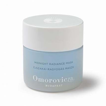 能幫助放鬆達到好品質的深層睡眠 同時亮白、滋潤肌膚 Omorovicza晚安凍膜讓人享受皇室等級的晚安時光
