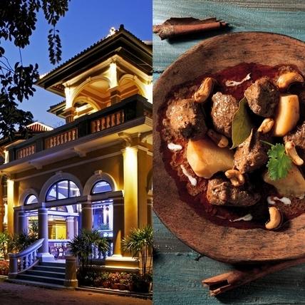 皇室認證的正宗風味!藍象餐廳客座台北晶華呈獻經典泰國美饌