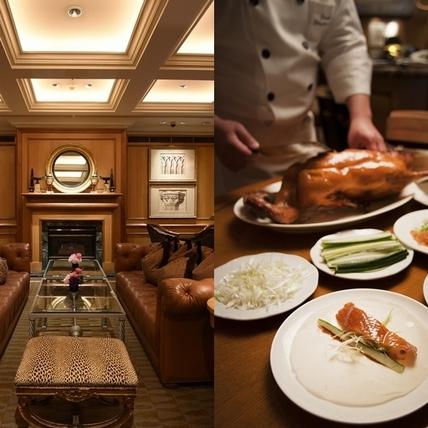 週五下班後的烤鴨趴!西華飯店亨利酒吧4/13起推「威士忌醬烤鴨四吃」