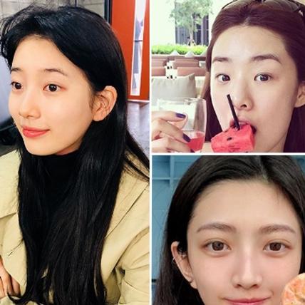 80%的女生妝容都敗在眉毛!亞洲好感系女孩妝請把握2大關鍵