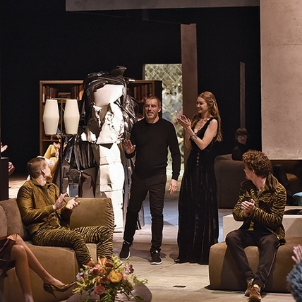 Tomas Maier的真心話  Bottega Veneta創意總監獨家專訪