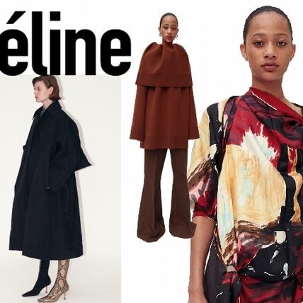 【2018秋冬巴黎女裝周】Céline    美好時光的總結
