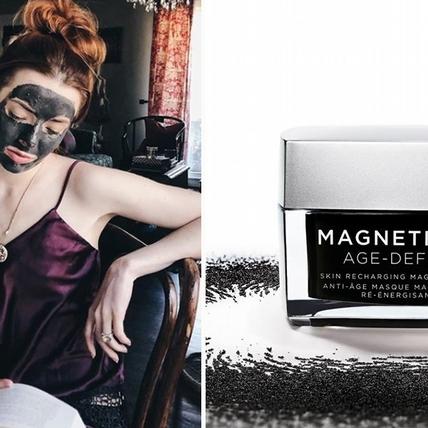 【編輯親測】火爆instagram磁石面膜!用磁鐵一吸就能淨化你的臉