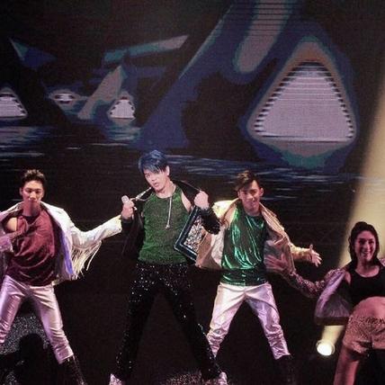 陳曉東7月登台開唱 挑戰10多分鐘性感熱舞