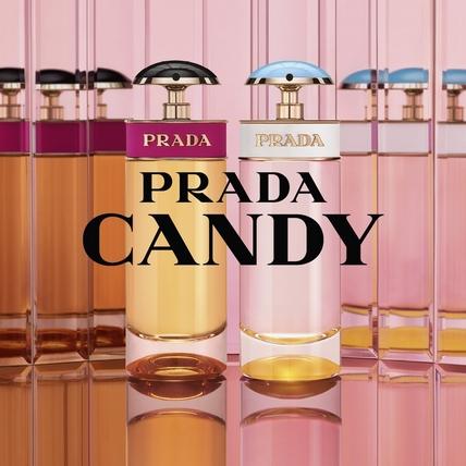 Prada翻轉嗅覺魅力 Candy軟糖小姐淡香精必收藏