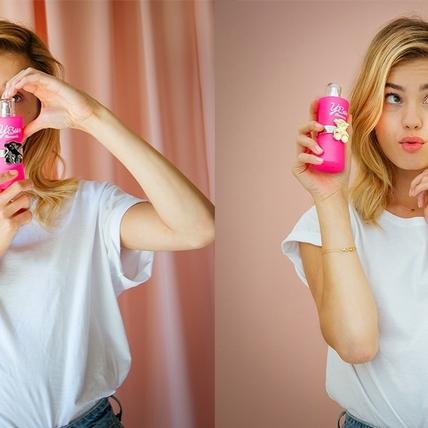 女孩香水衣櫥該加一件霓虹粉! TOUS淘醉時氛淡香水要妳記住率真本質