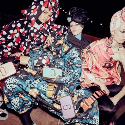 Marc Jacobs的時髦行旅