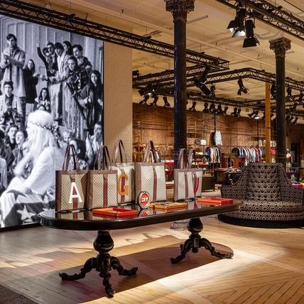 鉛筆工廠化身時髦新地標!Gucci全新形象概念空間在紐約蘇活區開張