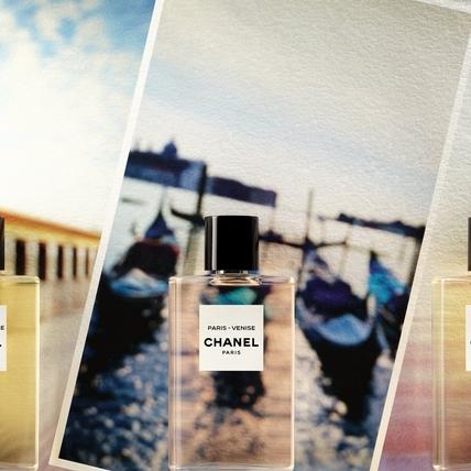 從海洋,到城市,香奈兒的淡香水系列,充滿著沁涼的水感,清新迷人的香味真的三款都值得打包