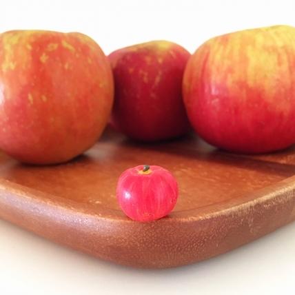 江鵝【俗女日常】小蘋果與市內人