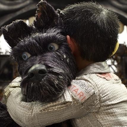 薄荷仔推推/《犬之島》萌狗的冒險之旅