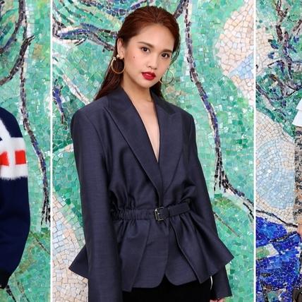 Louis Vuttion 2019 早春度假系列 楊丞琳、吳世勳、裴斗娜亮相南法看大秀