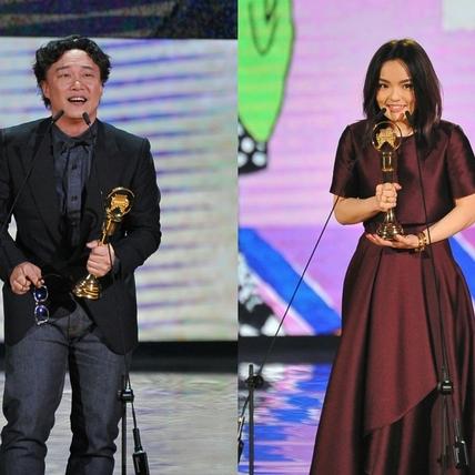金曲29/陳奕迅痴笑封王 徐佳瑩奪后打啵放閃!