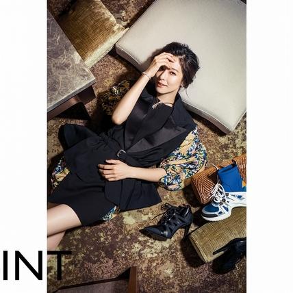 封面專訪/一切都好的日子  賴雅妍