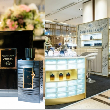 繼韓國之後,我們也買得到梵克雅寶的頂級香氛-王者系列,首推「東方喀什米爾」與「極致馥郁薰香」兩款