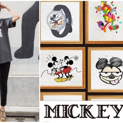 厭世米奇超想要!UNIQLO攜手六位跨界藝術家打造Mickey Art系列UT