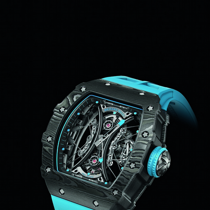 【SIHH 2018】Richard Mille  一顆頭蓋骨的故事