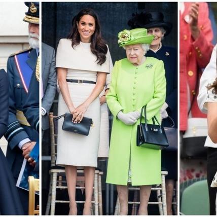 原來拿手包不是因為夠時尚!?英國皇室穿搭禁忌原來是門大學問