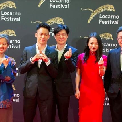 《郊區的鳥》盧卡諾首映 李淳帥登國際影展紅毯