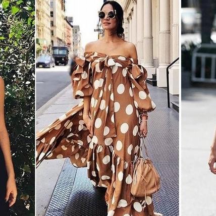 一看就透沁涼!夏季微醺大人感連身裙5款示範穿搭