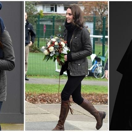 皇室家族凱特、梅根都愛的防風外套,Barbour再推時髦極簡英倫風