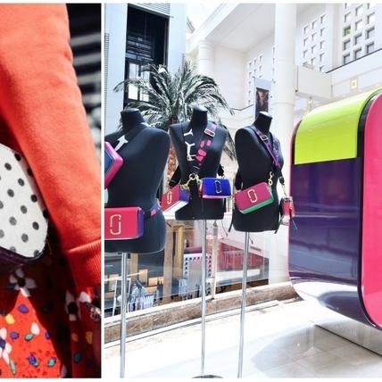 街拍達人摯愛It Bag就是它! Marc Jacobs打造「巨型相機包」秒變打卡新地標