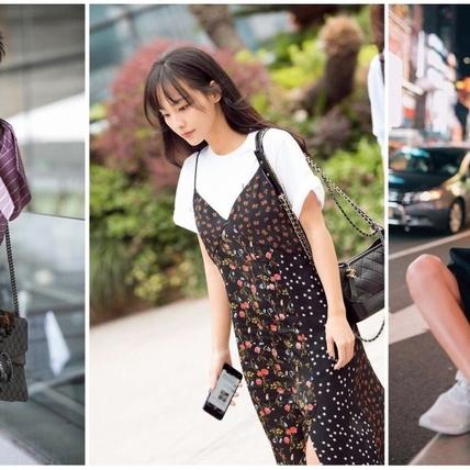 最美寵妃無誤!《延禧攻略》順嬪張嘉倪,時髦穿搭看不出是兩個孩子的媽!