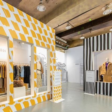 週末相約時尚展!BIGI X ONWARD展現日本東京女子百變時尚樣貌