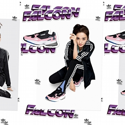 三位不同派系女神 楊冪、Adrianne Ho、水原希子共同演繹Adidas Dorf Falcon系列,根本帥到無極限!