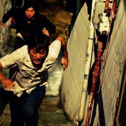 河正宇成名作《追擊者》冷血變態! 戲外爆氣狂追酒駕肇逃車主