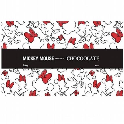 萌到沒話說!:CHOCOOLATE X MICKEY MOUSE聯名服飾,一穿立馬年輕5歲!