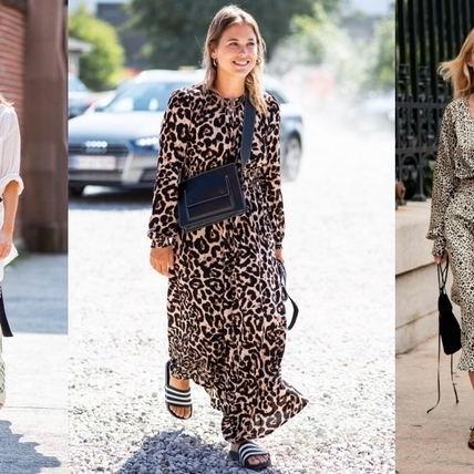 誰說穿豹紋很顯老?紐約時裝周潮人教你掌握6個又帥又美穿搭訣竅!