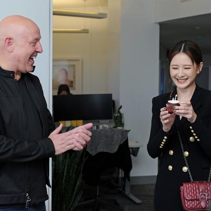 安心亞加盟環球音樂 美國總部放話打造「華人界凱蒂佩芮」