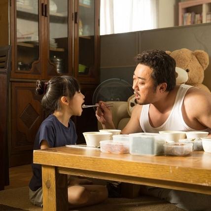 馬東石扮單親爸成「女兒傻瓜」 即興演出嚇到小童星