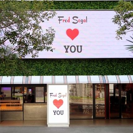 近50個潮流品牌好逛到不想離開,美國洛杉磯選品店Fred Segal正式來台啦!