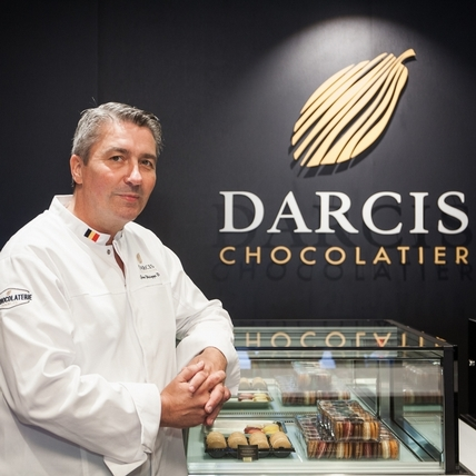 比利時頂級手工巧克力DARCIS 亞洲首家巧克力精品旗艦店台灣開幕