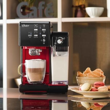 市場首創「義式+膠囊」雙機一體!Oster兩用咖啡機台灣10月獨家開賣