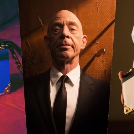 奧斯卡巨星J·K·西蒙斯領銜演出! PRADA推出微電影三部曲,向經典Cahier包款致敬!