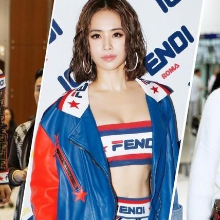 蔡依林大秀酥胸蠻腰性感辣一波!全身FENDI Logo加持天后時髦氣場
