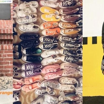 想不到歐陽娜娜也是愛好者!用Converse搭出時髦感還可以瞬間長高5公分