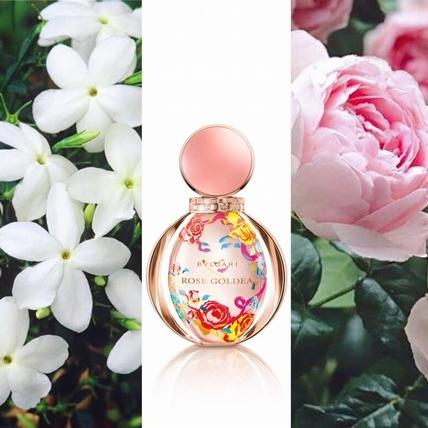 呼叫玫瑰香控〜穿上一身花衣裳的寶格麗玫瑰金漾香水,瓶身竟然有這樣的巧思
