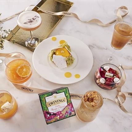 唐寧茶 X W Taipei聯名調飲茶和限定甜點,經典調茶與跨界食材迸出新滋味!