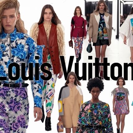 〈2019春夏巴黎女裝周〉Louis Vuitton  光廊中凝視未來